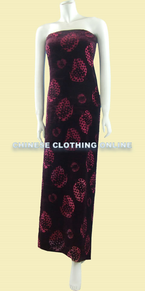 Fabric - Silk Velvet