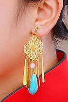 Archaic Style Earrings