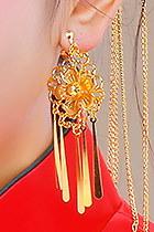 Archaic Style Earrings