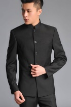 Modernised Snug Fit Mao Suit (RM)