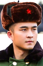 Peoples Liberation Army Winter Hat w/ Red Star (RM)