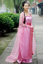 Tang Style Hanfu (Multicolor)