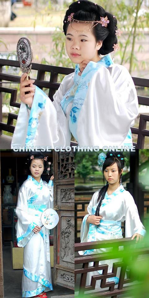 Women's Hanfu (Multicolor)