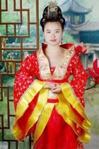 Red Festive Hanfu