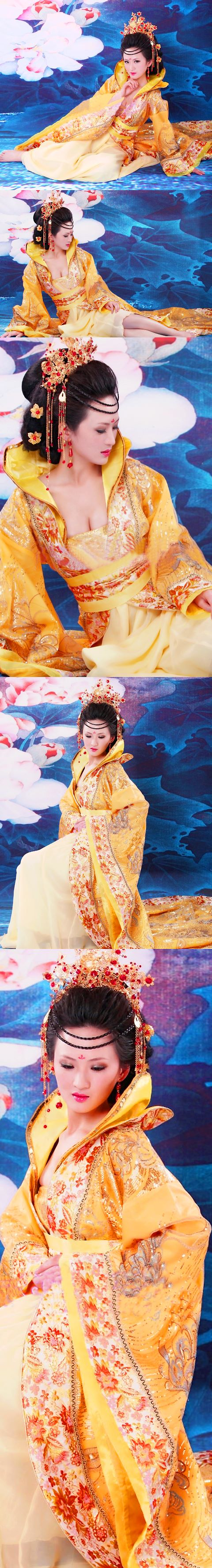 Bargain - Tang Style Imperial Concubine Hanfu
