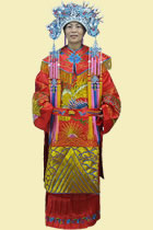 Tang Dynasty Royal Wedding Dress for Bride (RM)