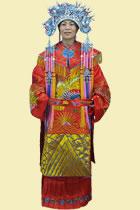 Tang Dynasty Royal Wedding Dress for Bride (RM)