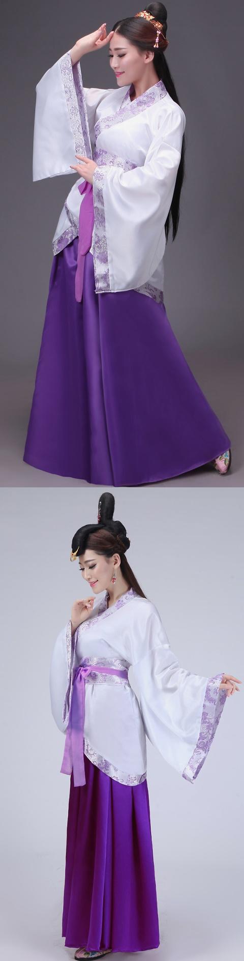 漢朝曲裾 (成衣)