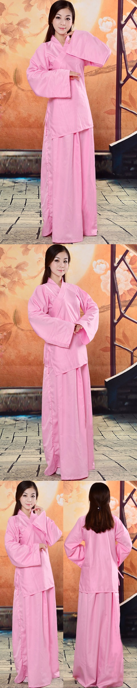 Hanfu Underwear of Blouse and Skirt (RM)