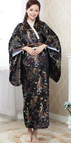 Japanese Brocade Kimono (RM)