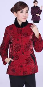 Bargain - Mandarin Velvet Jacket (RM)