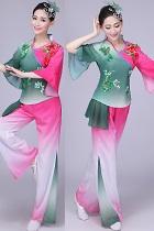 中國民族舞蹈服-漢族