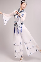 Modernised Chinese Ethnic Dancing Costume - Han Zu