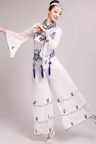 改良中國民族舞蹈服-漢族