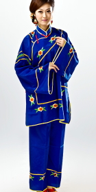 Long-sleeve Long-length Suit (rm)
