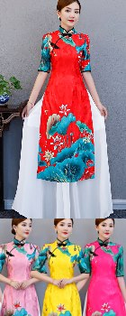 Magnificent Vietnamese National Outfit - Aodai (RM/CM)