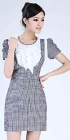 Short-sleeve Short-length Dress (RM)