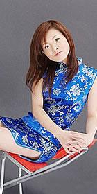 無袖短身旗袍(定做)