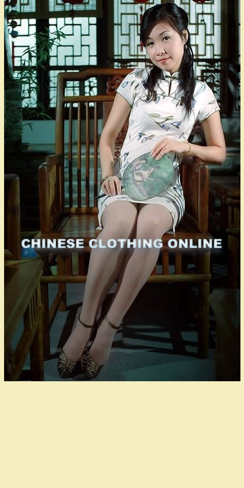 Short-sleeve Mid-length Cheongsam (CM)