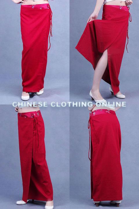 泰式長裙(定做)