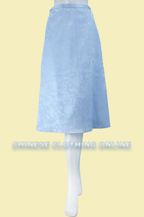 提花短裙(定做)