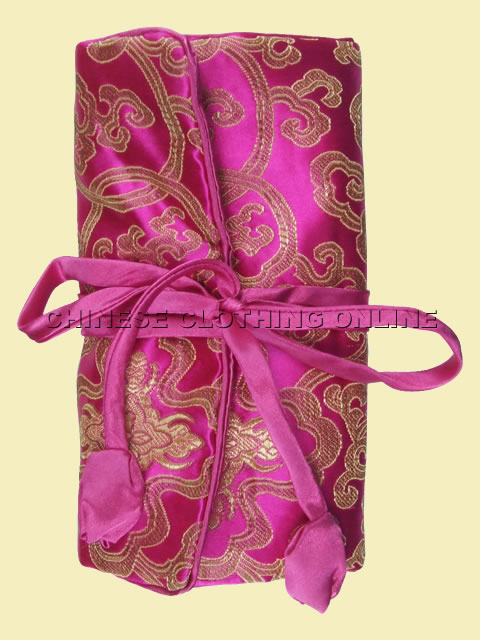 Foldable Jewelry Bag (Multicolor)