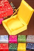 Brocade Jewelry Box (Multicolor)