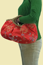 Brocade Handbag (Multicolor)