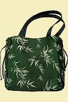 Embroidery Handbag (Multicolor)