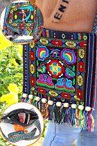 Ethnic Embroidery Shoulder Bag
