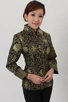 Bargain - Mandarin Embroidery Jacket (RM)
