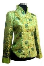 Bargain - Mandarin Embroidery Jacket (RM)