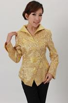 中式刺繡上衣(成衣)