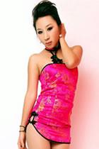 Sexy Mandarin Blouse (CM)