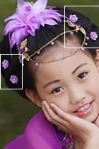 Little Rose Headgears (6 pcs)