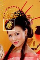 Concubine Comb Style Hair Grip