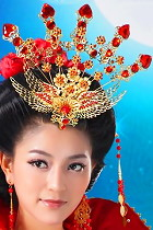 Concubine Headgear