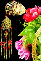 Buyao - Hairpin with Pendants