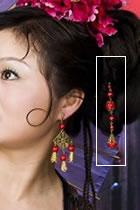 Buyao - Hairpin with Single Pendant