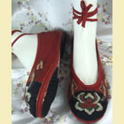 Embroidery Shoes w/ Lace