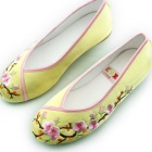 Plum Blossom Embroidery Shoes (RM)