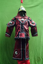 Bodyguard's Armour Set of Qing Dynasty (CM)