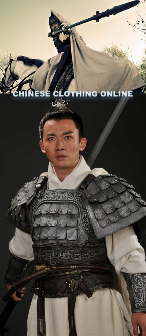 General's Armour Set - Zhao Yun (CM)