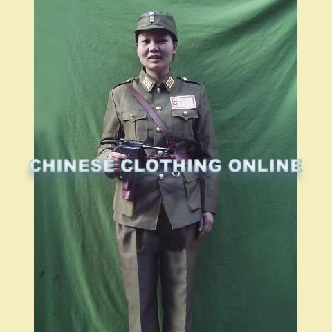 National Army Officer Uniform (CM)
