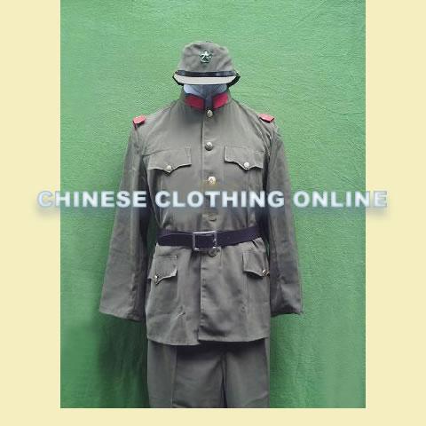 Japanese Army Uniform (CM)