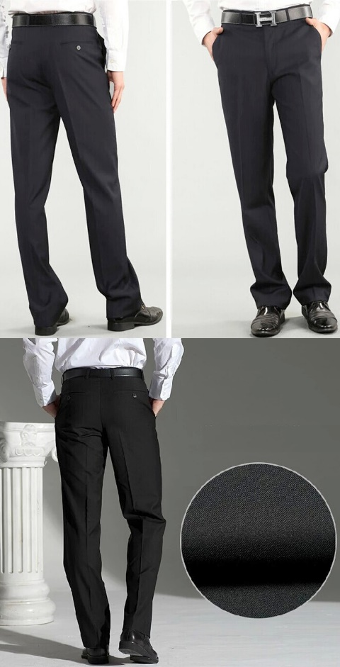 Restaurant Uniform - Pants (Black)