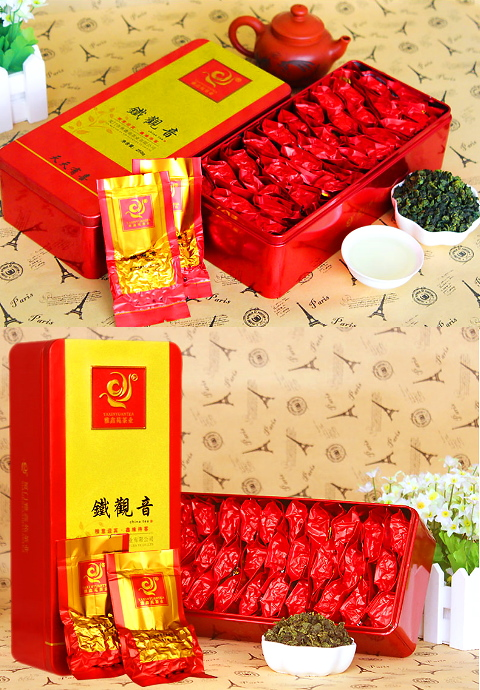 Tie Guan Yin Tea
