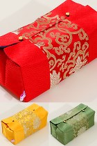 Chinese Ethnic Pattern Embroidery Tissue Cover