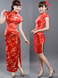 Cheongsam (Ready-made, ALL EXTRA 20&#37 OFF)