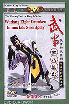 Wudang Eight Drunken Immortals Swordplay